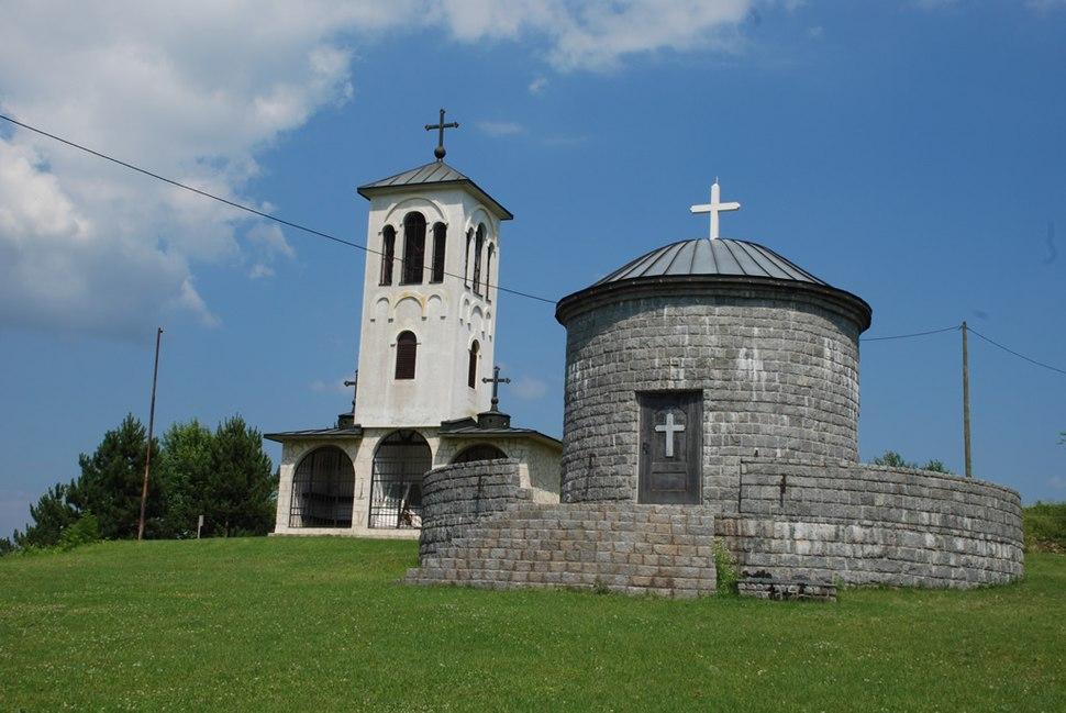 Crkva na Djurdjev gradu