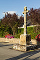 Croix de cimetière (Saint-Erblon, Ille-et-Vilaine, France).jpg