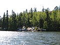 Crowduck Lake shore - panoramio.jpg