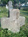 """Cruce veche din cimitirul bisericii """"Sf.Dimitrie"""" din satul Fânaţe, comuna Câmpani, jud. Bihor, Romania.jpg"""
