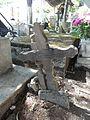 Cruz de una tumba antigua.JPG