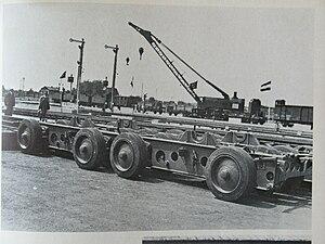 30th U-boat Flotilla - Culemeyer trailer, 1935 in Nuremberg