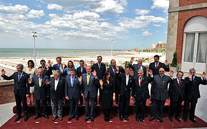 Ibero-American Summit - Mar del Plata Summit, December 2010