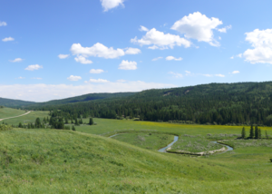 Cypress Hills Massacre - Site of the Cypress Hills Massacre