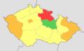 Czech Republic total fertility rate by region 2014.png