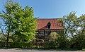 Dülmen, Dernekamp, Fachwerkspeicher -- 2015 -- 5732.jpg