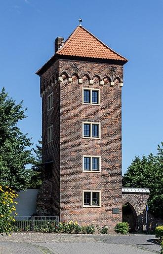 Dülmen - Image: Dülmen, Nonnenturm 2012 4152