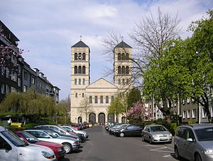 District 2, Düsseldorf - Pauluskirche, Düsseldorf-Düsseltal
