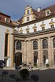 D-5-77-125-90 Ellingen Schloss Residenz Schlosskirche Südwestansicht 014.jpg