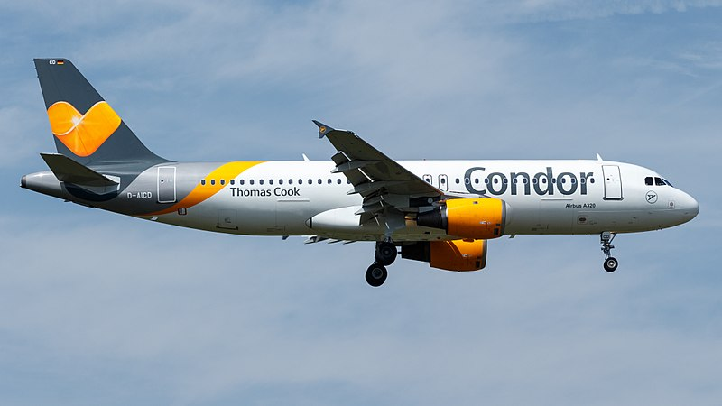 Sustainable Aviation — Condor A320