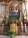 D-BW-Heiligenberg-Betenbrunn - Pfarrkirche Mariae Geburt, Altar 02.jpg