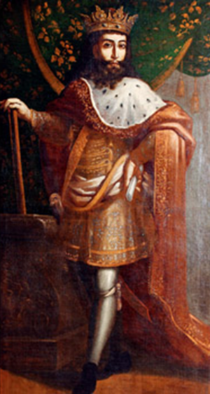 Peter I of Portugal - Peter I, King of Portugal