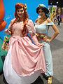 D23 Expo 2011 - Ariel and Jasmine (6064389628).jpg