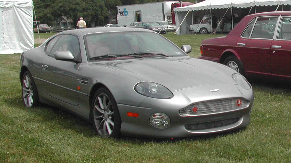Aston Martin Db7 Wikipedia La Enciclopedia Libre