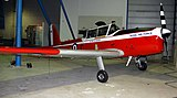 DHC Chipmunk, Royal Air Force Museum, Hendon. (23432107502).jpg