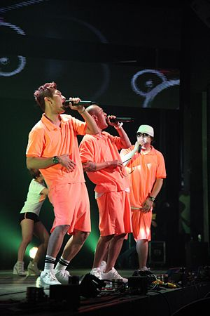 2000 Mnet Music Video Festival - DJ DOC, Best Hip-Hop Performance