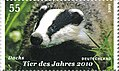 DPAG 2009 Tier des Jahres 2010, Dachs.jpg