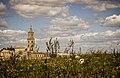 Dalla murgia Matera sullo sfondo.jpg