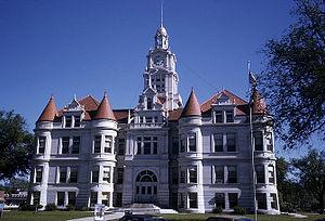 Dallas County Courthouse (Iowa) - Image: Dallas County Courthouse, Adel, Iowa