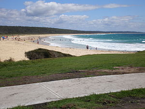 Dalmeny, New South Wales - Brou Beach