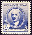 Daniel Chester French 1940 Issue-5c.jpg