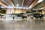 Danmarks Flymuseum, Stauning - Hawker Hunter, Hughes 500M Cayuse (27243344953).jpg