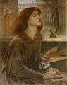 Dante Gabriel Rossetti Beata Beatrix Pastel 1872.jpg