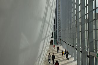 C. F. Møller Architects - The Darwin Centre II extension of the Natural History Museum in London
