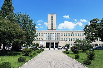 Seoul National University of Science and Technology - Dasan Hall of Seoultech