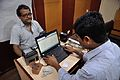 Data Verification - Biometric Data Collection - Aadhaar - Kolkata 2015-03-18 3665.JPG
