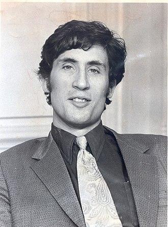 David A. Clarke - Clarke in 1975