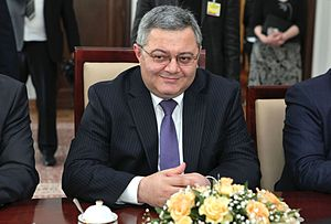 David Usupashvili - Image: David Usupashvili Senate of Poland