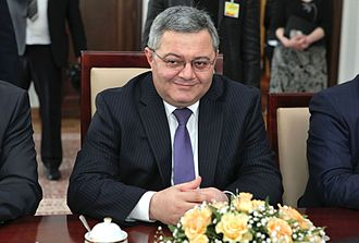 David Usupashvili - Image: David Usupashvili Senate of Poland