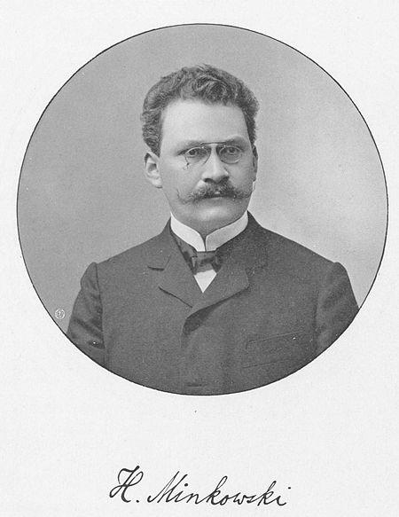 ヘルマン・ミンコフスキー - Wikiwand