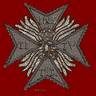 Order of the Lion of Bavaria - Insignia of the Order