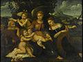 De heilige familie met de heilige Catharina Rijksmuseum SK-C-308.jpeg
