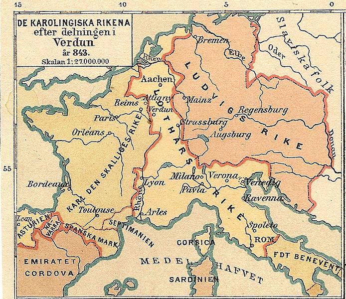 File:De karolingska rikena efter delningen i verdun 843.jpg