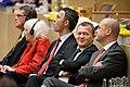 De nordiska statsministrarna i plenum under Nordiska radets session i Stockholm 2009.jpg