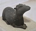 Deer - Bronze - Circa 18th Century CE - ACCN V-33-2 - Government Museum - Mathura 2013-02-24 6537.JPG