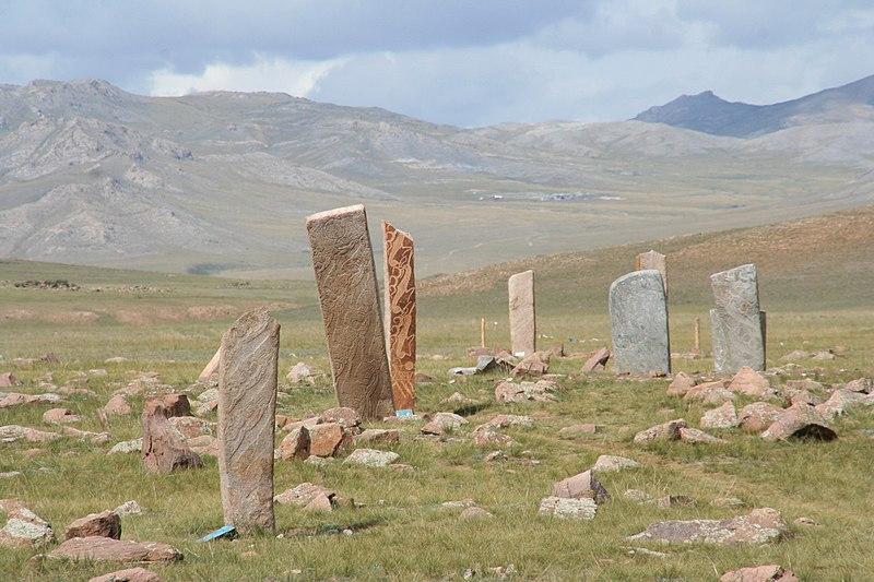 File:Deer stones.jpg