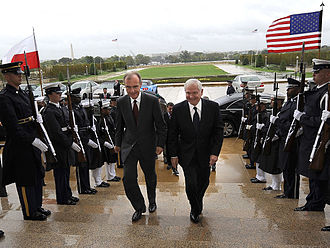 Bogdan Klich - With Robert Gates in the Pentagon (2010)