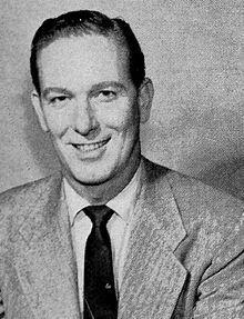 Sharbutt in 1955.
