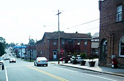 Delmont Pennsylvania Business District 2010.jpg