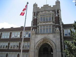 Delta Secondary School (Hamilton, Ontario) - Delta Secondary School