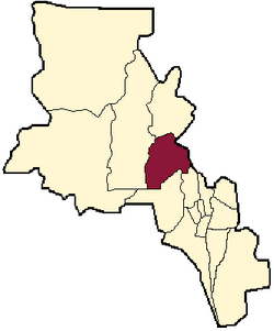 location o in Catamarca Province