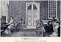 Der Leibgardist. Spiel von Franz Molnár. Im Kleinen Theater in Berlin. 1912.jpg
