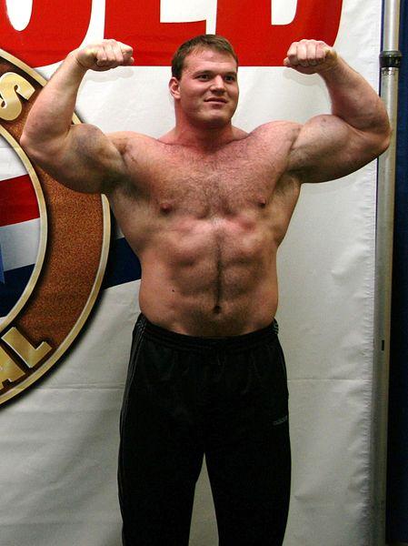 powerlifter vs bodybuilder - Bodybuilding.com ForumsDerek Poundstone Bench