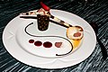 Dessert Mango Sorbet & Chocolate Musse Timbal (8695093975).jpg
