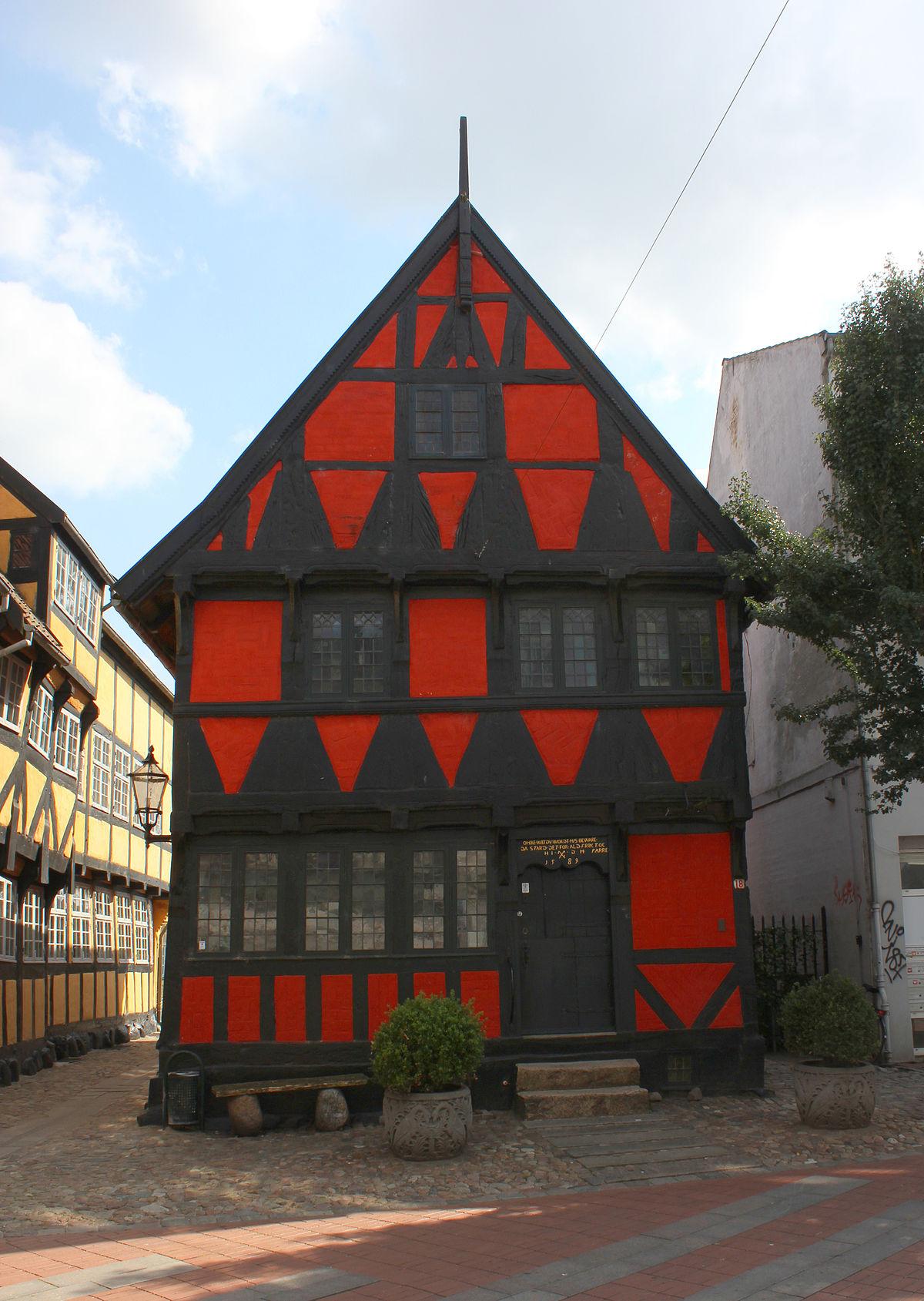 Det gamle borgerhus - Wikipedia, den frie encyklopædi