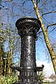 Detail, drinking fountain in Derby Park, Bootle.jpg